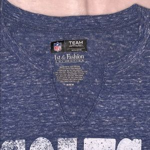 NFL Tops - Indianapolis Colts Short Sleeve Tee